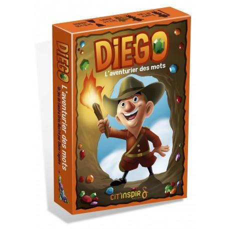Diego, l'aventurier des mots