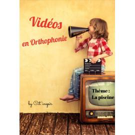 Vidéos en orthophonie, la picine