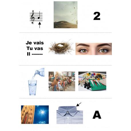 Atelier olfaction - Voyage au pif
