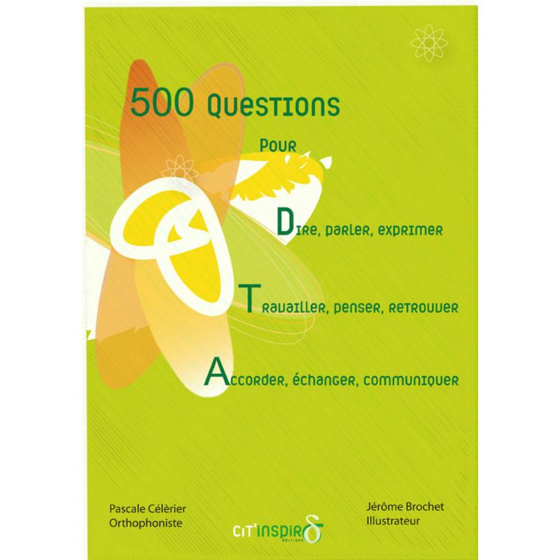500 question pour DTA