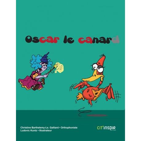Oscar le canard