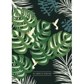 Kit papeterie jungle
