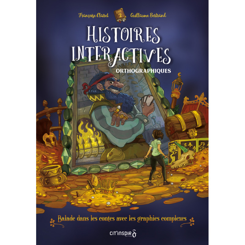 Histoires interactives orthographique 2
