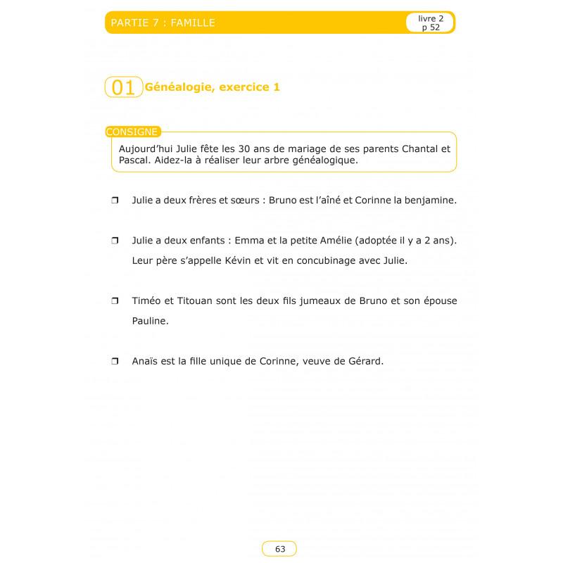E.C.O exercices de concentration et d'organisation