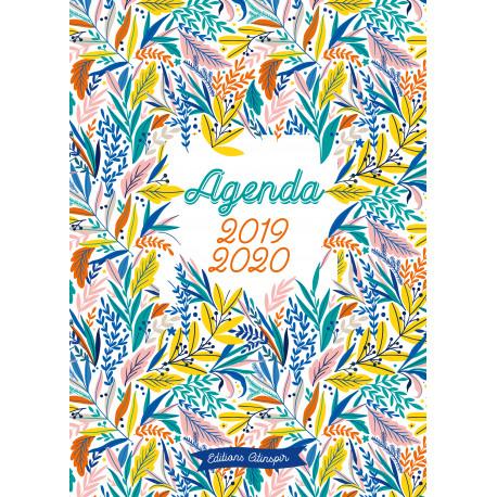 Agenda Septembre 2019-Août 2020