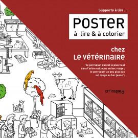 Poster à lire et à colorier
