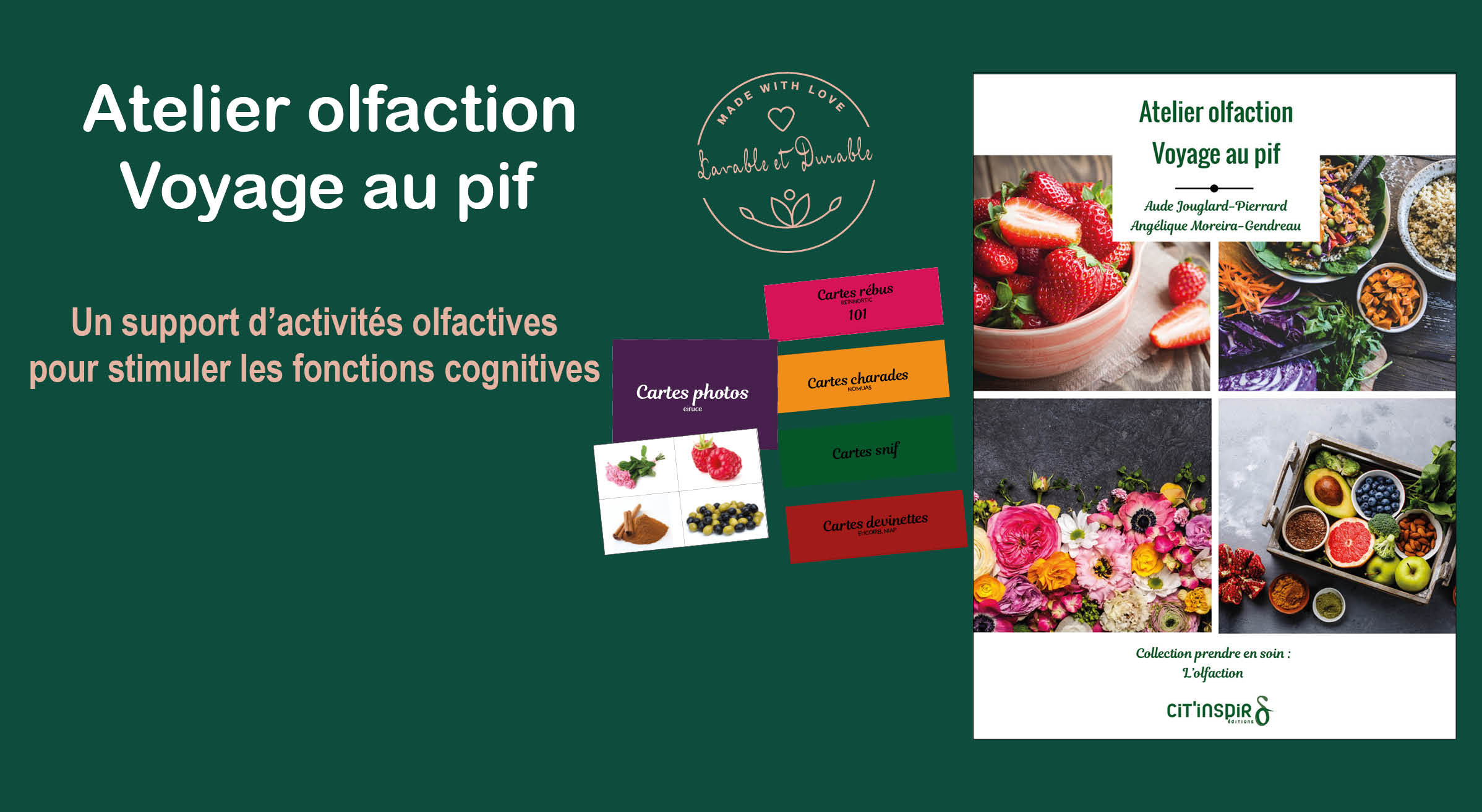 Atelier olfaction