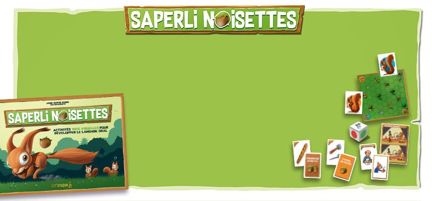 Saperli Noisettes